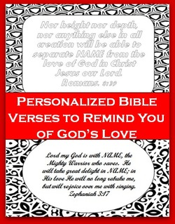 Bible Verses God love